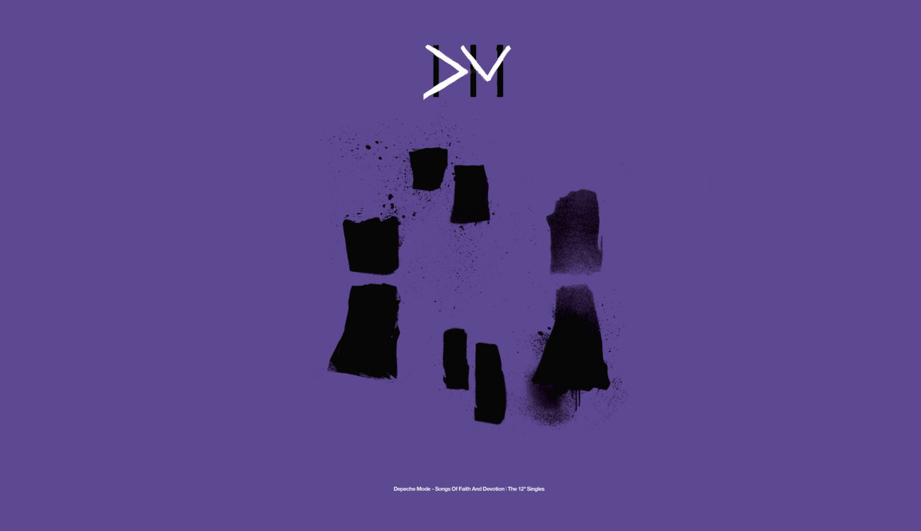 Depeche Mode Songs of Faith and Devotion The 12″ Singles