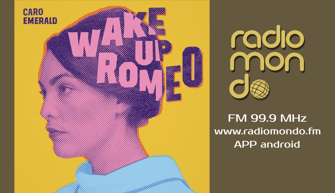 """Caro Emerald torna su Radiomondo con """"Wake Up Romeo"""""""