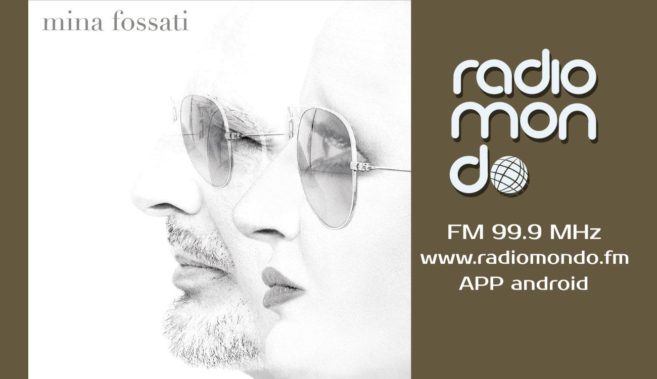 """Mina Fossati dal 16 ottobre in onda su Radiomondo 99.9 con """"Ladro"""""""