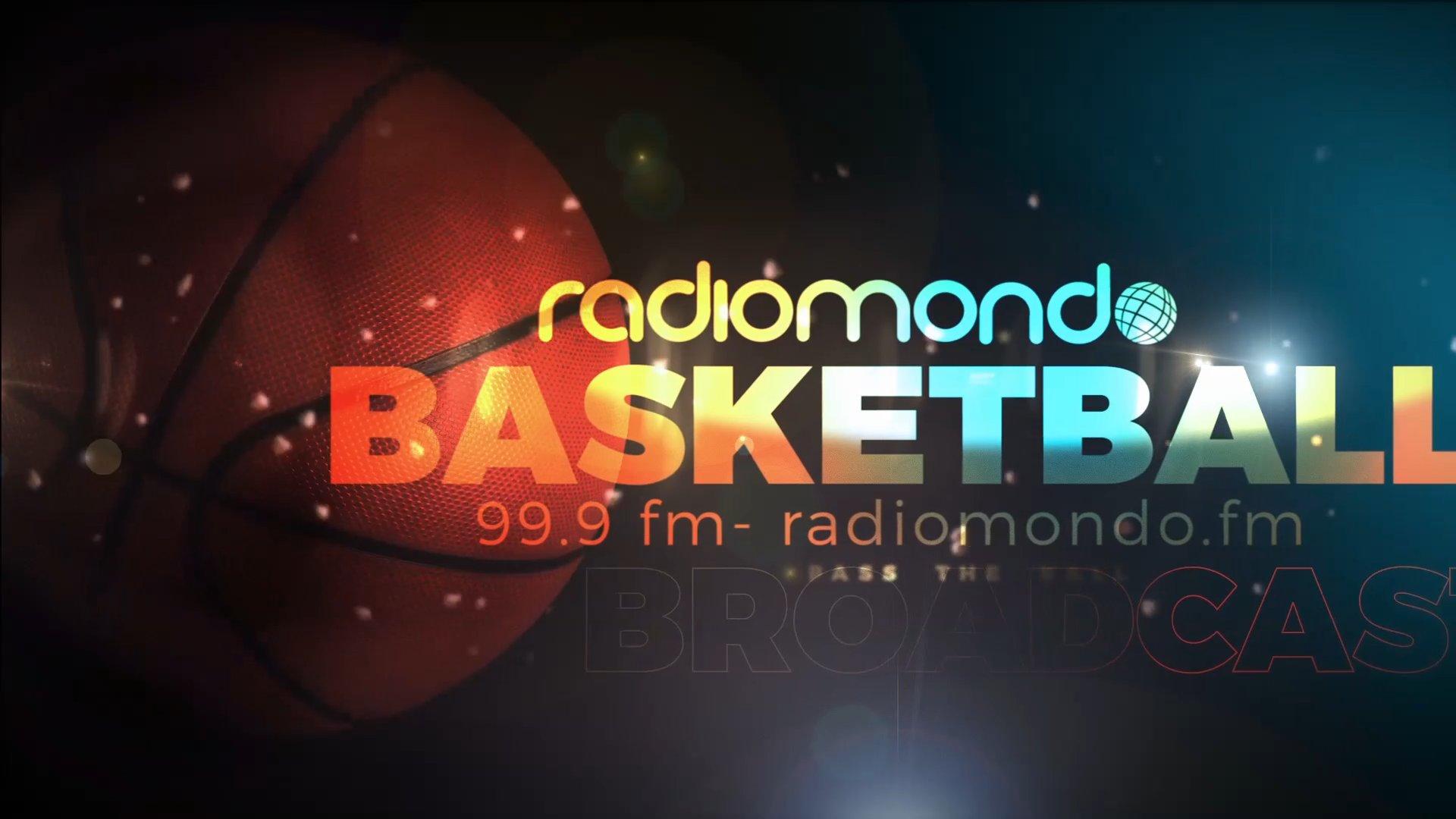 Basketball, oggi 12 aprile Gianluca Martini DS NPC e il giornalista Lorenzo Santilli ospiti di Radiomondo
