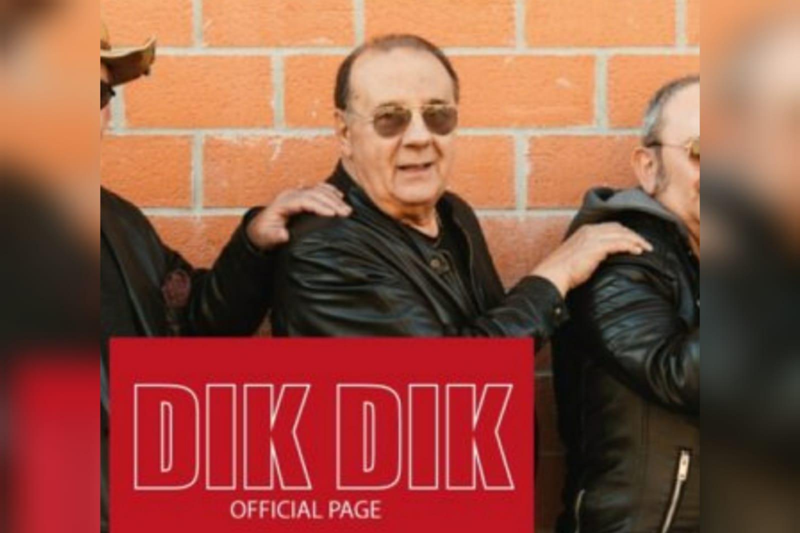 È morto Pepe Salvaderi fondatore dei Dik Dik