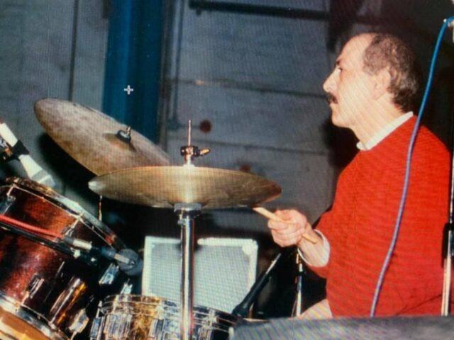 E' morto Dino Zuccari, storico batterista reatino